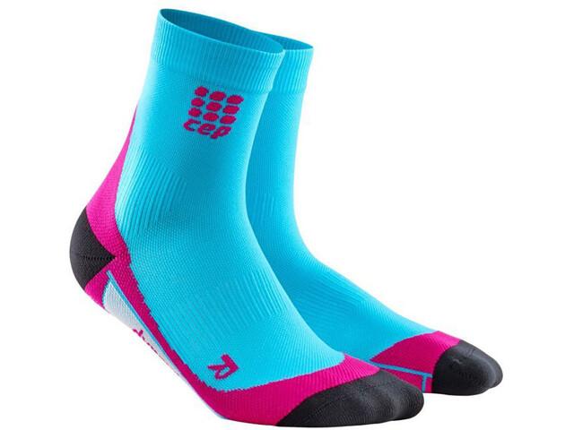 cep Dynamic+ Löparstrumpor Dam pink/blå